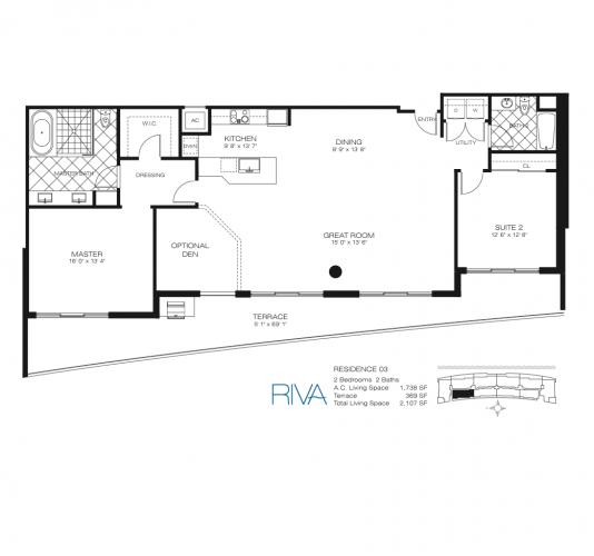 Riva Apartments: Riva Condo Fort Lauderdale